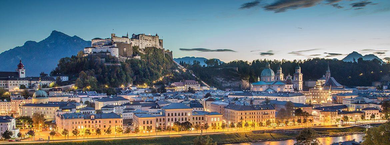 Ausflugsziele im Salzburger Land - Familienbauernhof Nöglhof in Radstadt - Stadt Salzburg