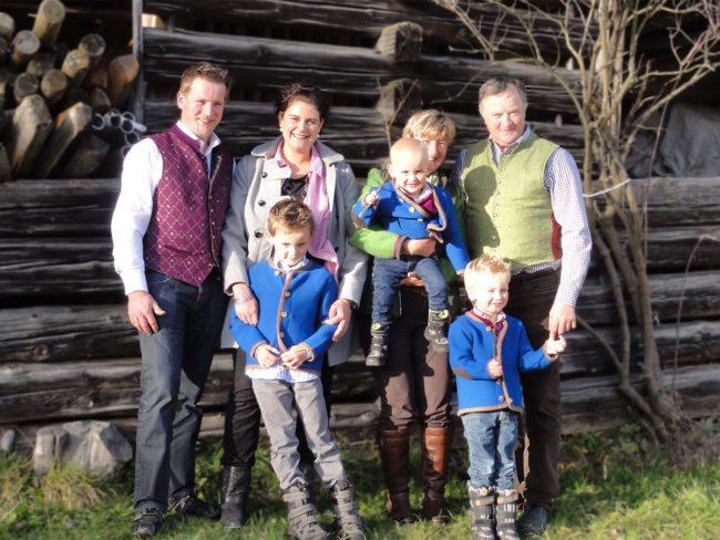 Familie Kirchner - Urlaub am Bauernhof, Nöglhof in Radstadt