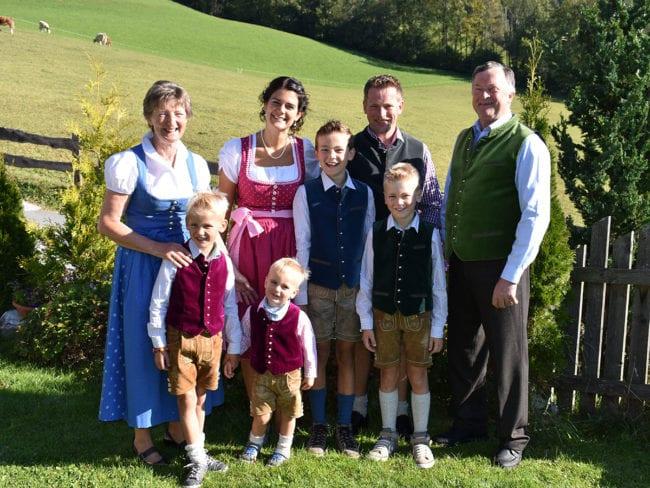 Familie Kirchner - Nöglhof in Radstadt, Salzburger Land