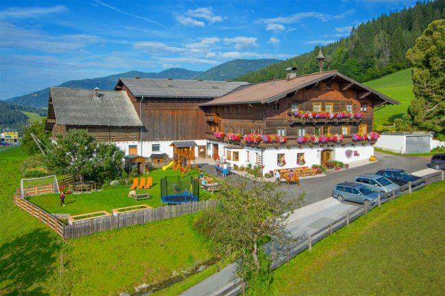 Kontakt & Anreise - Urlaub am Bauernhof, Nöglhof Radstadt