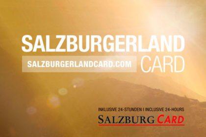 Salzburger Land Card