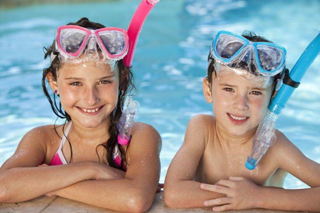 Schwimmen - Sommerurlaub & Wanderurlaub in Radstadt – Bauernhofurlaub in Radstadt am Familienbauernhof Nöglhof