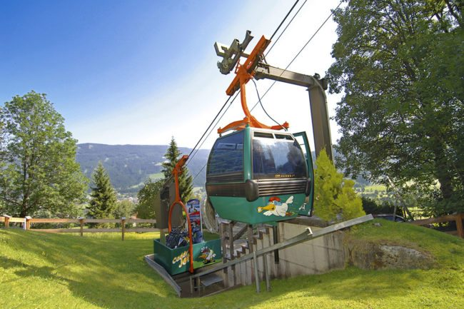 Golf - Sommerurlaub & Wanderurlaub in Radstadt – Bauernhofurlaub in Radstadt am Familienbauernhof Nöglhof