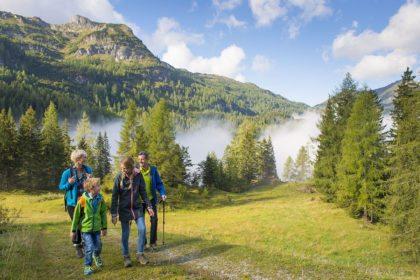 Wandern - Sommerurlaub & Wanderurlaub in Radstadt – Bauernhofurlaub in Radstadt am Familienbauernhof Nöglhof
