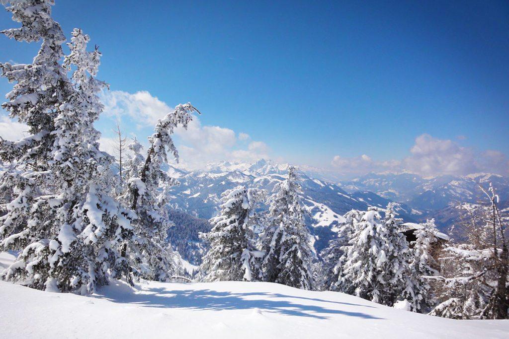 Winter - Urlaub am Bauernhof in Radstadt, Salzburger Land - Nöglhof