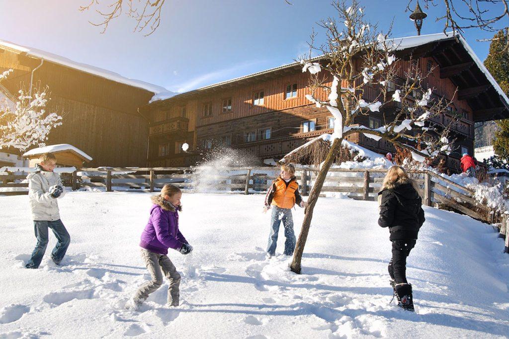 Kinder - Urlaub am Bauernhof in Radstadt - Familienbauernhof Nöglhof