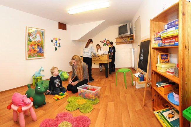 Kinderspielraum - Nöglhof, Urlaub am Bauernhof in Radstadt