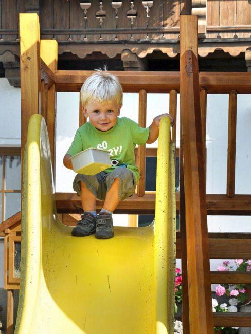 Spielplatz - Nöglhof, Urlaub am Bauernhof in Radstadt