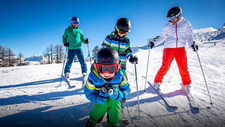 Winterurlaub in der Salzburger Sportwelt, Ski amadé
