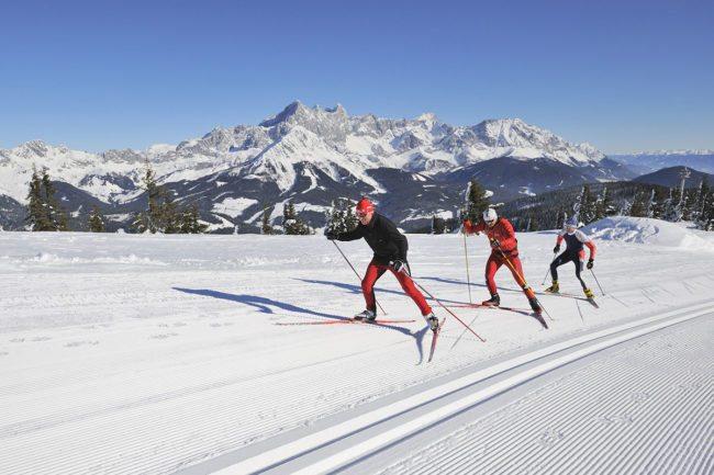 Langlaufen – Winterurlaub & Skiurlaub im Ski amadé - Bauernhof Nöglhof in Radstadt