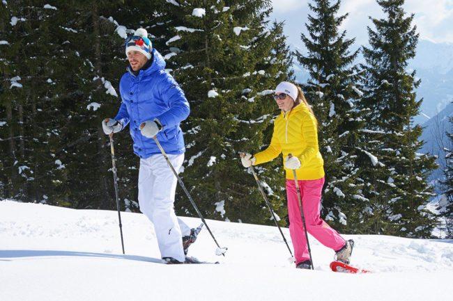 Schneeschuhwandern – Winterurlaub & Skiurlaub im Ski amadé - Bauernhof Nöglhof in Radstadt