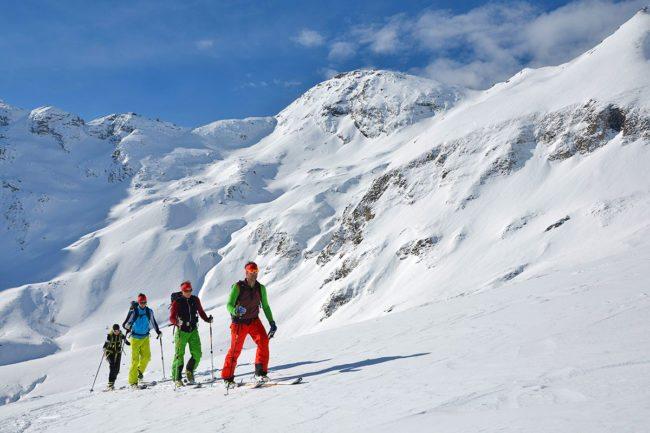 Skitouren gehen – Winterurlaub & Skiurlaub im Ski amadé - Bauernhof Nöglhof in Radstadt