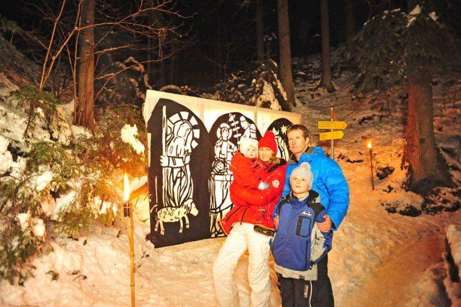 Winterwandern – Winterurlaub & Skiurlaub im Ski amadé - Bauernhof Nöglhof in Radstadt
